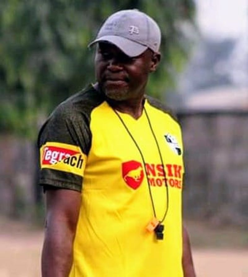 Photo shows Ituen Technical Director Anthony Jibunoh.