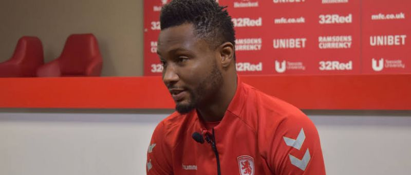 Mikel Targets Promotion with Middlesbrough News - Daily