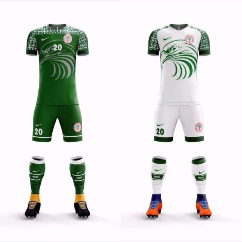 21f590bbe ... has dismissed claims by Nigeria Football Federation higher-ups that it  has received up to three million pre-orders for Super Eagles World Cup  jerseys.