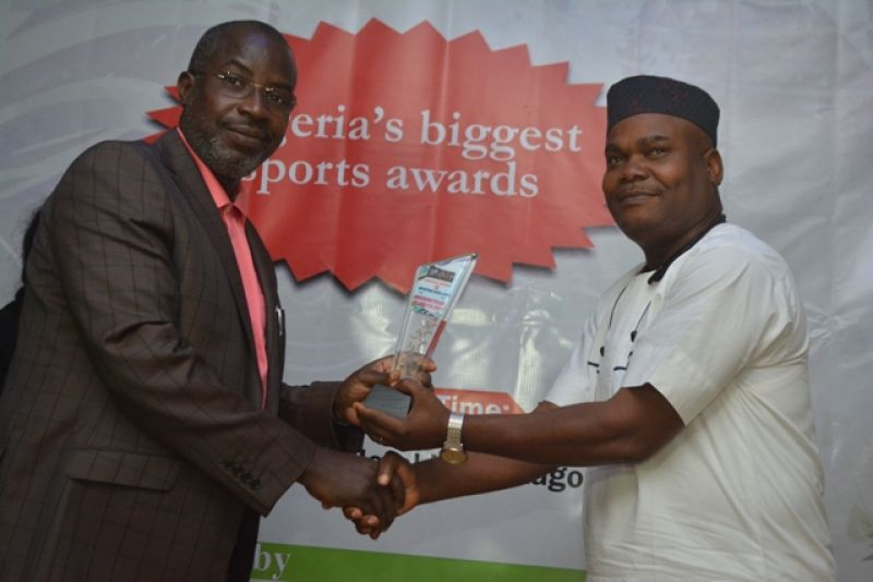 ca70fc09d4c Akpabio crowned Nigerian Pillar of Sports 2017 News - Daily Sports ...