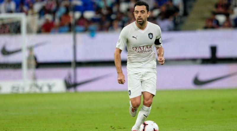 promo code 31136 b6b4b Barcelona Great Xavi Named Coach of Qatar's Al-Sadd News ...
